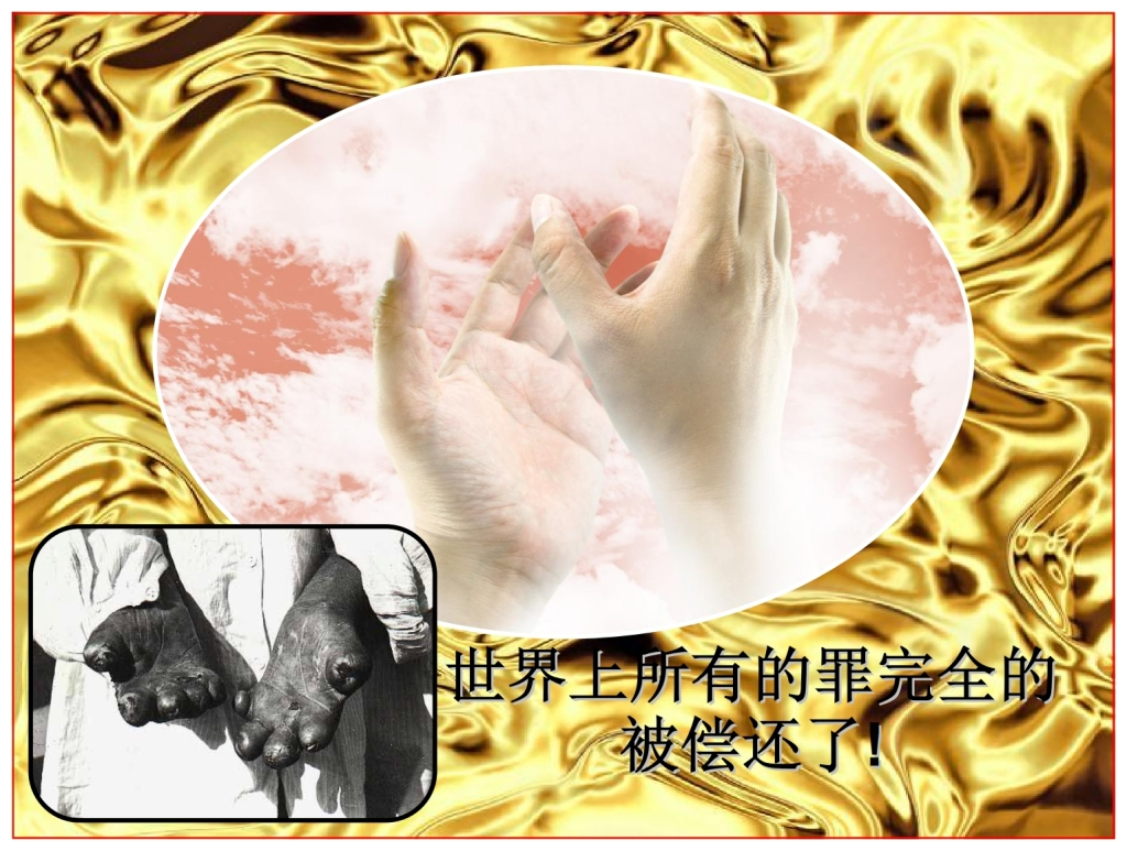 Chinese Language Bible Study You choose Do you want the Lamb of God or not