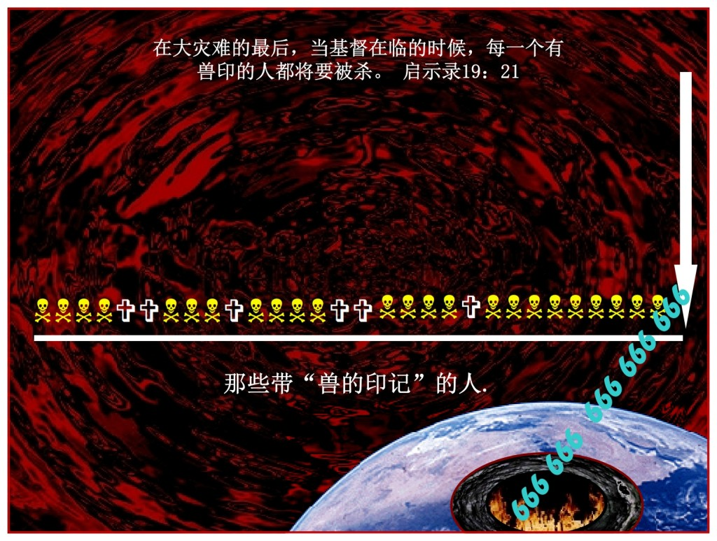 The bottomless pit and the lake of fire are different Chinese Language Bible Lesson Day of Atonement