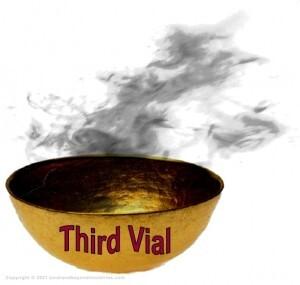 Third Golden Vial Judgment in the Tribulation