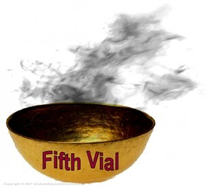 Fifth Golden Vial Judgment in the Tribulation
