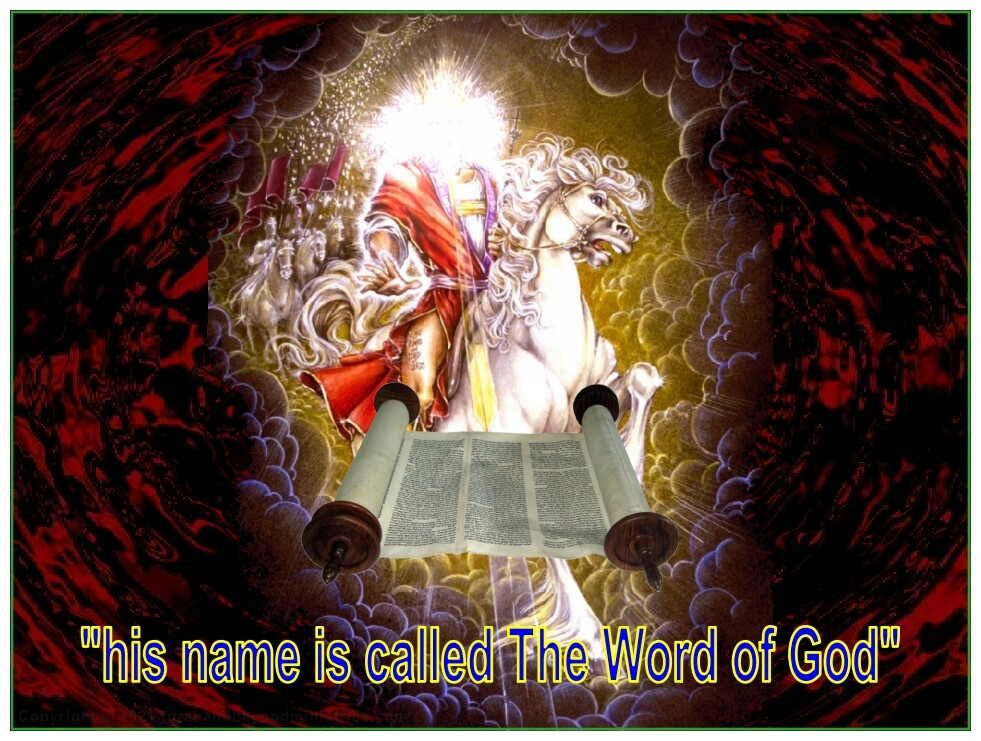 Jesus name is The Word of God Feast of Tabernacles Leviticus 23