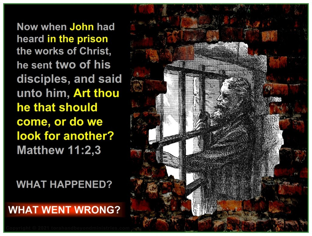 John thought the Kingdom would be different