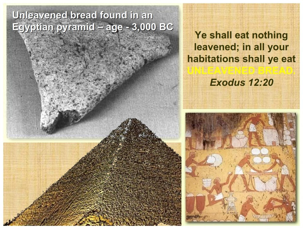Unleavened bread is the oldest form of bread