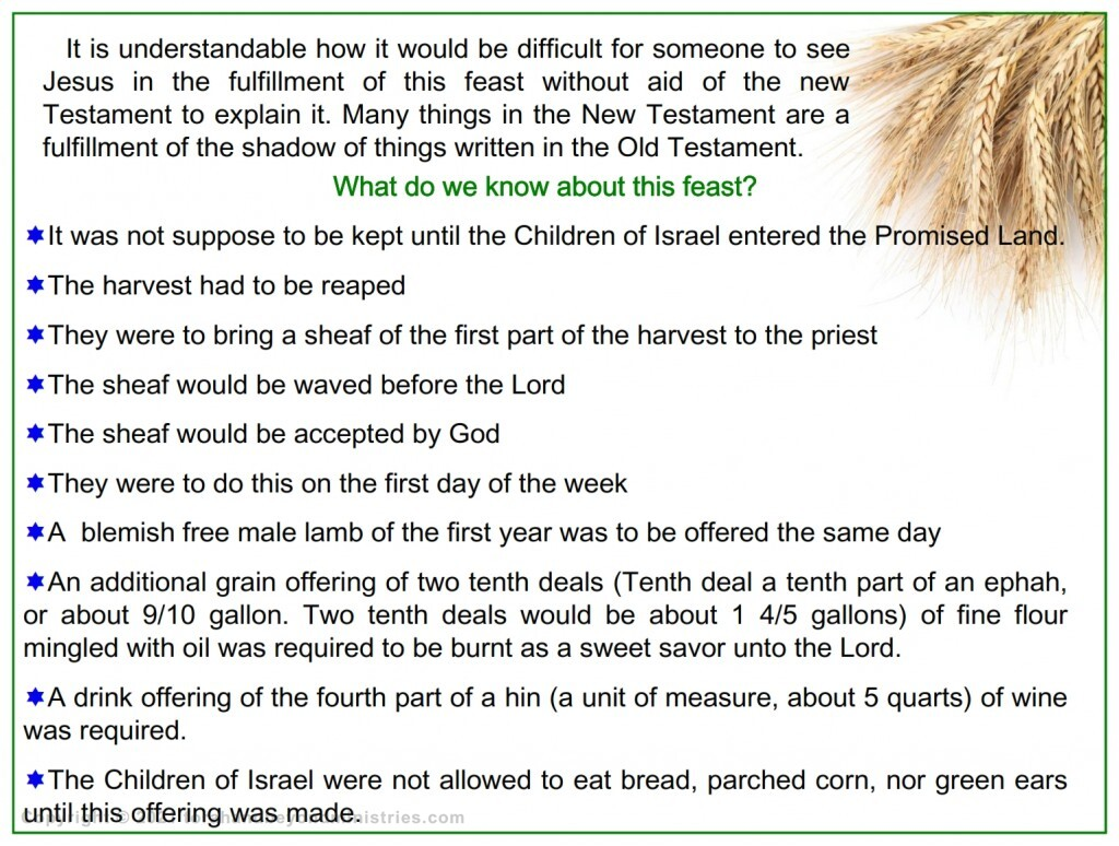 It became impossible to correctly keep any of the Feasts of the Lord 2,000 years ago. To keep any of the feasts would simply be a Bible study. To keep the feast would produce no efficacious value in redemption according to the Torah.