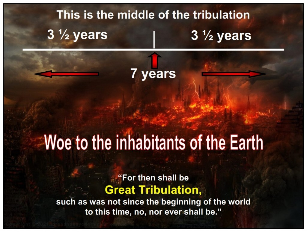 21  For then shall be great tribulation, such as was not since the beginning of the world to this time, no, nor ever shall be.