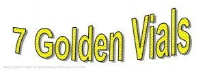 7 Golden vials of the Tribulation