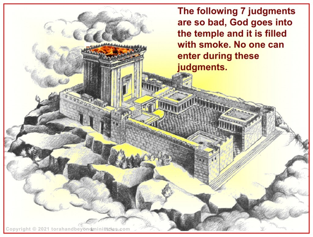 The seven Vial Judgments are the worst judgments to ever come upon the Earth.