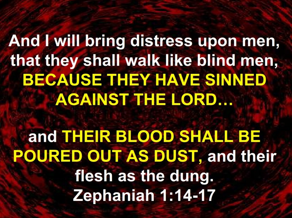 Apocalypse, Tribulation, Great Day of the Lord, Time of Jacob's trouble; all three of these names are synonymous.