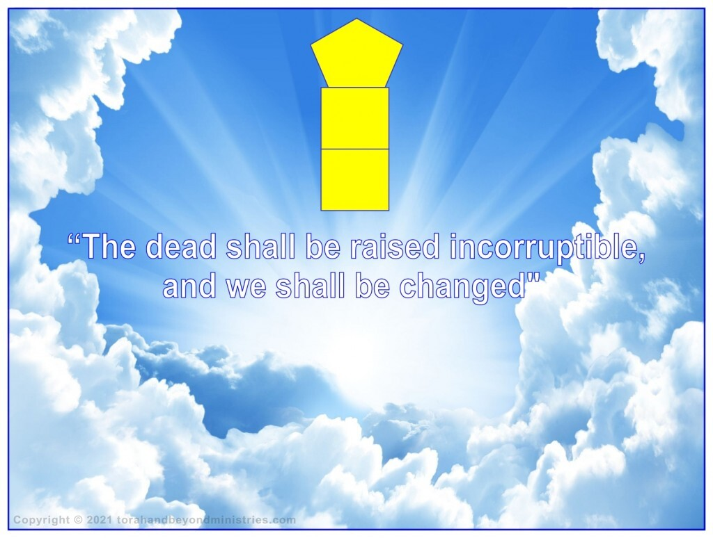 The dead shall be raised incorruptible, and we shall be changed.