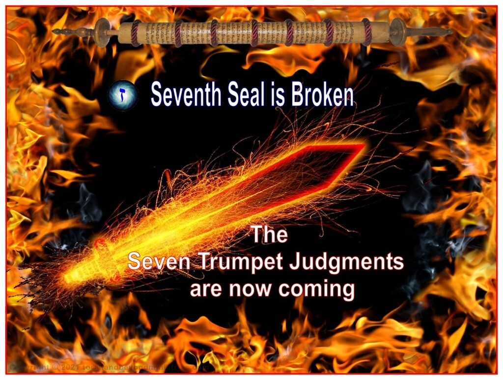 The seventh Seal is broken which brings on the next seven judgments.