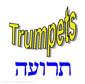 The Feast of Trumpets is the Rapture of Born Again People as The Messiah Yeshua comes in the clouds