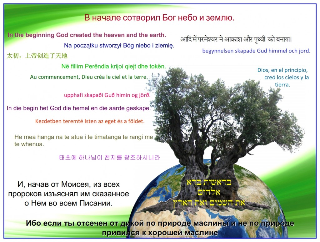 All people, languages and nations must come to the God of Abraham, Isaac, and Jacob