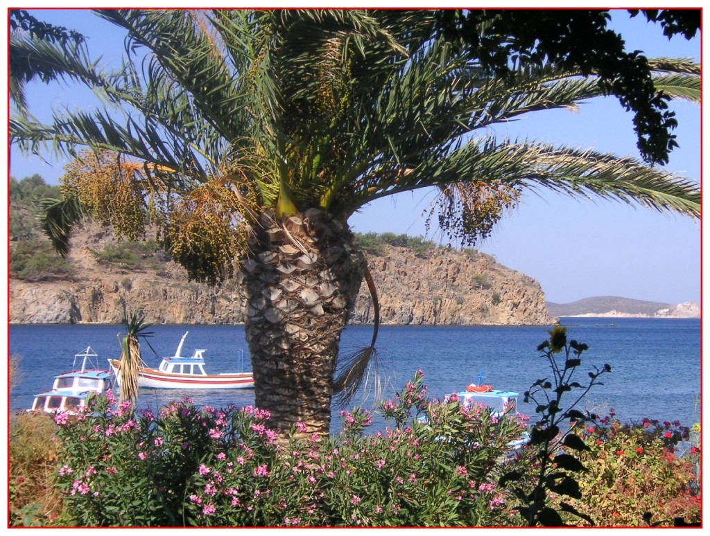 Modern Patmos was made famous by the writing of the book of The Revelation by John. Many tourists visit the island for that reason.