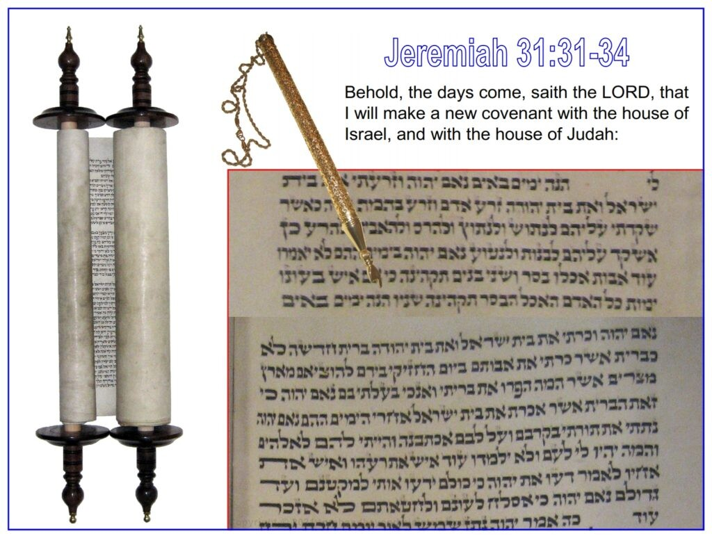 Jeremiah 31 New Covenant_001